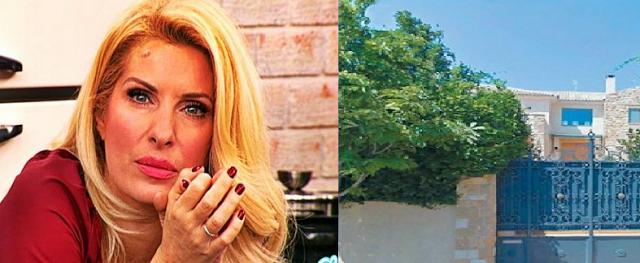 Βόμβα: Η Ελένη Μενεγάκη πούλησε τη βίλα της στα Μελίσσια! Ποιος την αγόρασε και πόσο;