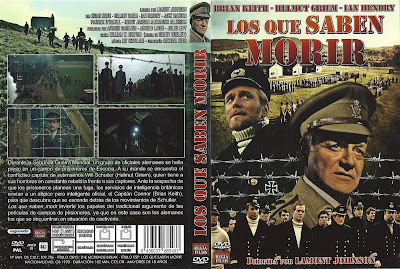 Carátula, cover, dvd: Los que saben morir | 1970 | The Mckenzie Break