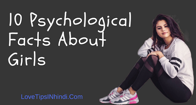 Psychological Facts About Girls I