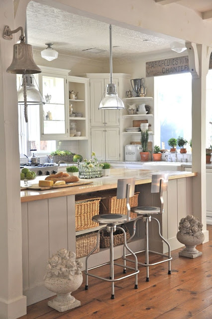 Shabby chic kitchen decor Daily Dream Decor