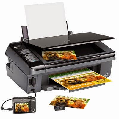 Image Epson Stylus CX7400 Printer Driver