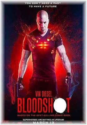 Bloodshot 2020 English 720p HDCAMRip