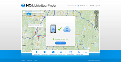 تطبيق NQ Mobile Easy Finder