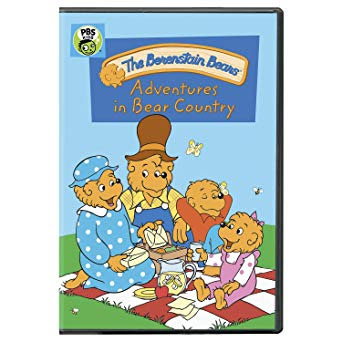 THE BERENSTAIN BEARS: ADVENTURES IN BEAR COUNTRY