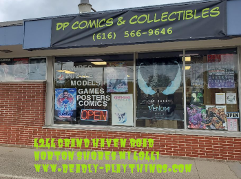 DP Comics and Collectables