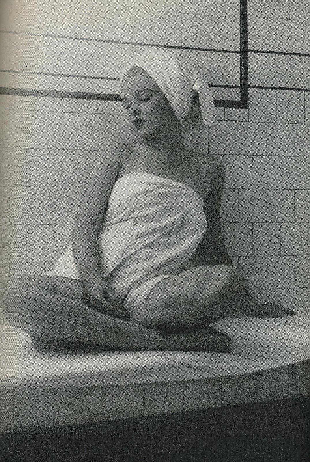vintage sauna porn