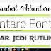 Cara Menambahkan Font Baru ke Photoshop 100% Ampuh!!