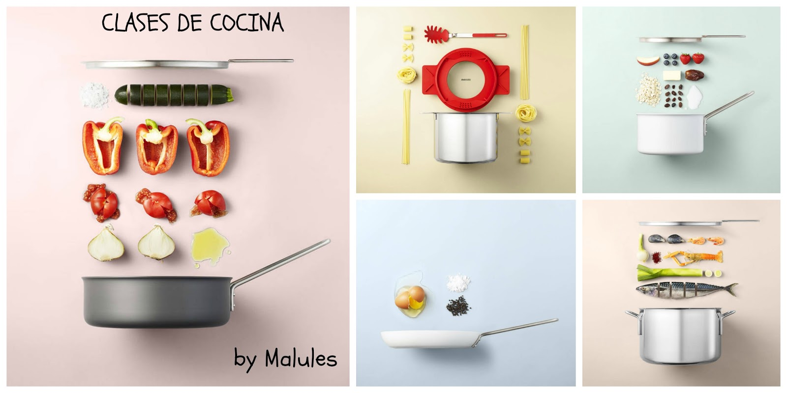 Clases de cocina 25 consejos el blog de malules - Clases de cocina meetic ...