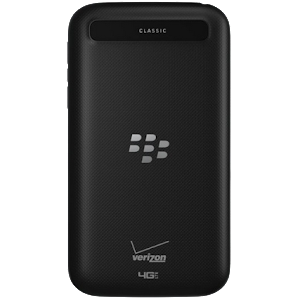 BlackBerry Classic Non Camera (rear)