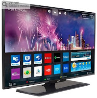 "Smart TV LED 43"" Philips 43PFG5100 Full HD com Conversor Digital 3 HDMI 1 USB Wi-Fi 120Hz"