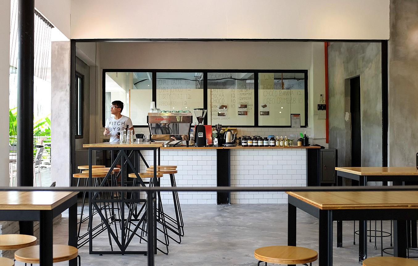Four Corners Coffee @ Semenyih & Ma-Ni Thai Cuisine @ Hulu Selangor