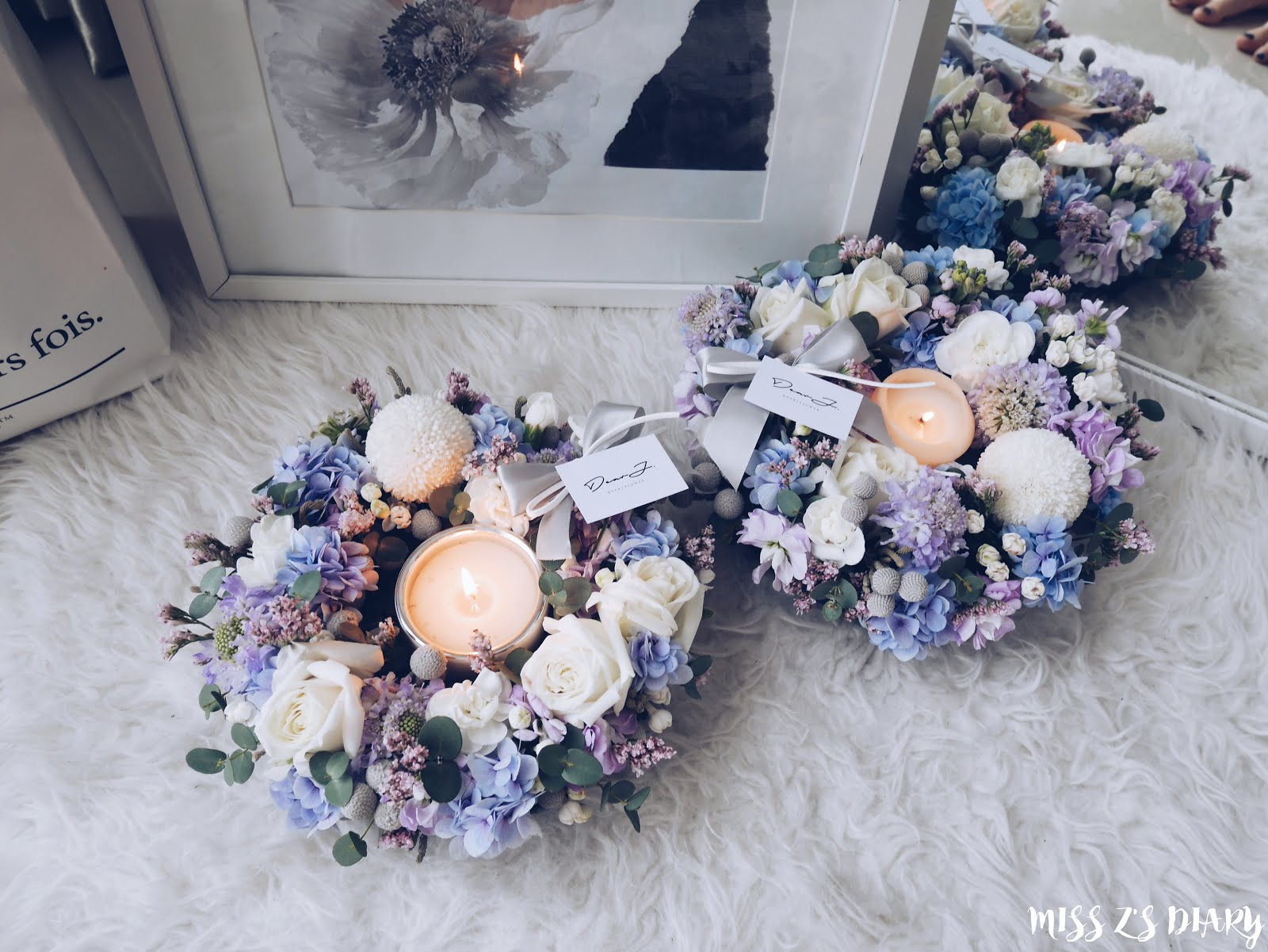 Ms Zs Diary Floral Workshop Kl Dear J Hobby Class