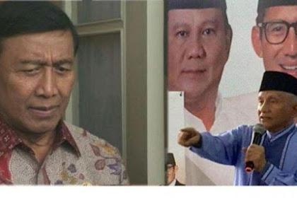 Amien Rais Ancam Bawa Wiranto ke Mahkamah Internasional