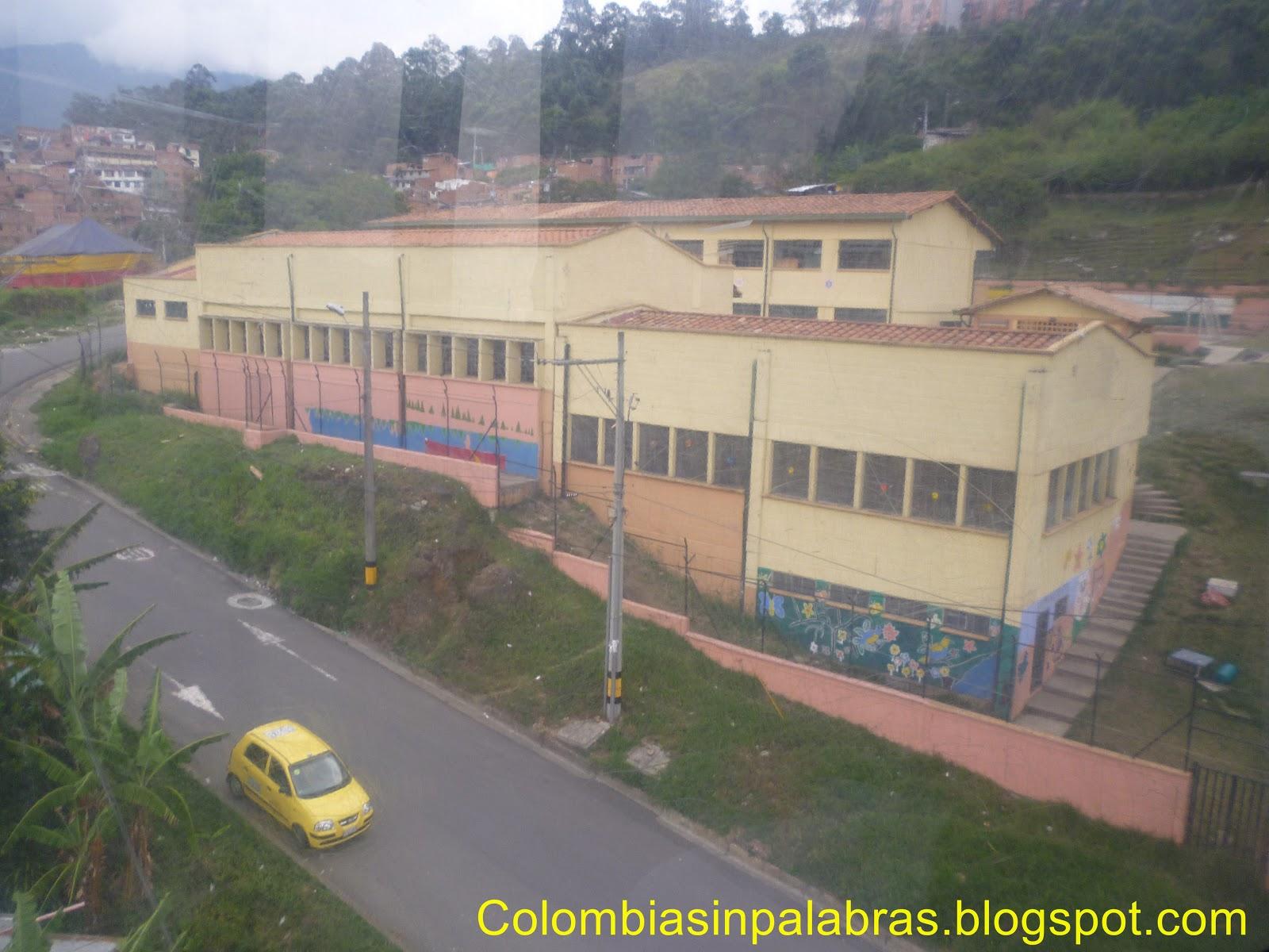 Metro Cable Linea K, Medellin