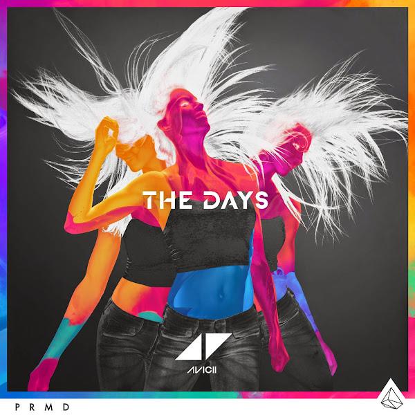 Avicii - The Days - Single Cover