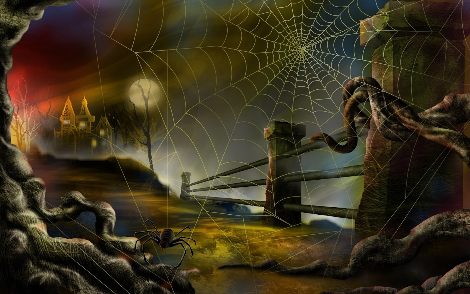 halloween background backgrounds - photo #34