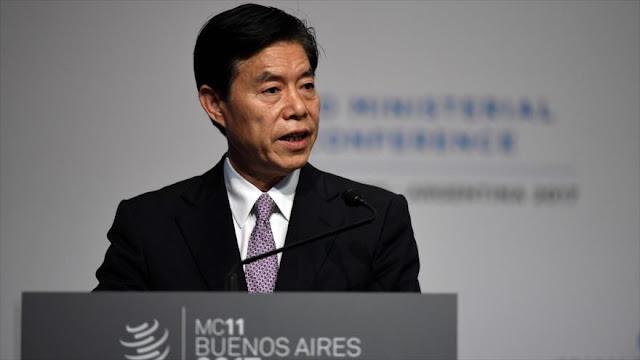 China y la Unión Europea defienden a la OMC ante ataques de EEUU