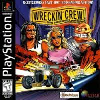Wreckin Crew - Drive Dangerously - PS1 - ISOs Download