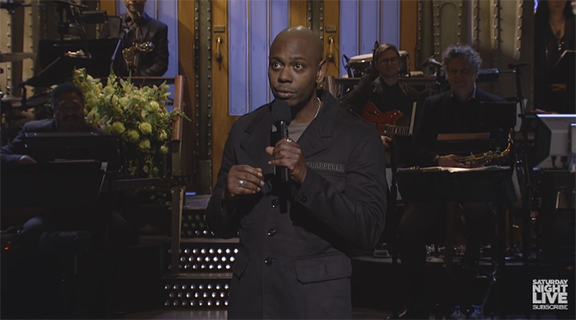 In Light Of The Trump Win Dave Chappelle's Opening Monologue Was Smart, Hilarious and Awe Inspiring. The Master Is Back.