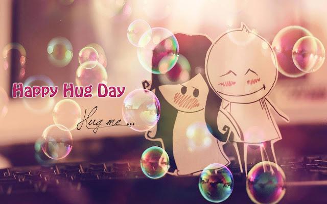Happy Hug Day 2018 Images Download