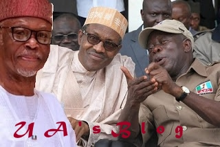 APC Convention: Buhari Endorses Oshiomhole; Oyegun Kicks, Says The 'President' Is Childish