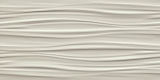 White body wall tiles 3D Wall Design Ribbon Sand