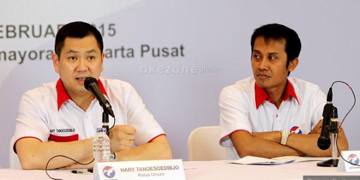 Sekjen Perindo: Jokowi Banyak didukung Kader Perindo