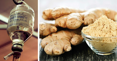 A NEW STUDY SHOWS GINGER IS 10,000 TIMES STRONGER THAN CHEMO AND IT ONLY KILLS CANCER CELLS