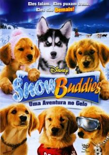 Snow Buddies: Uma Aventura no Gelo Dublado