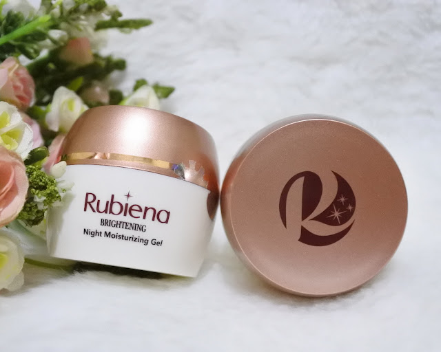 Rubiena Brightening Series - Night Cream