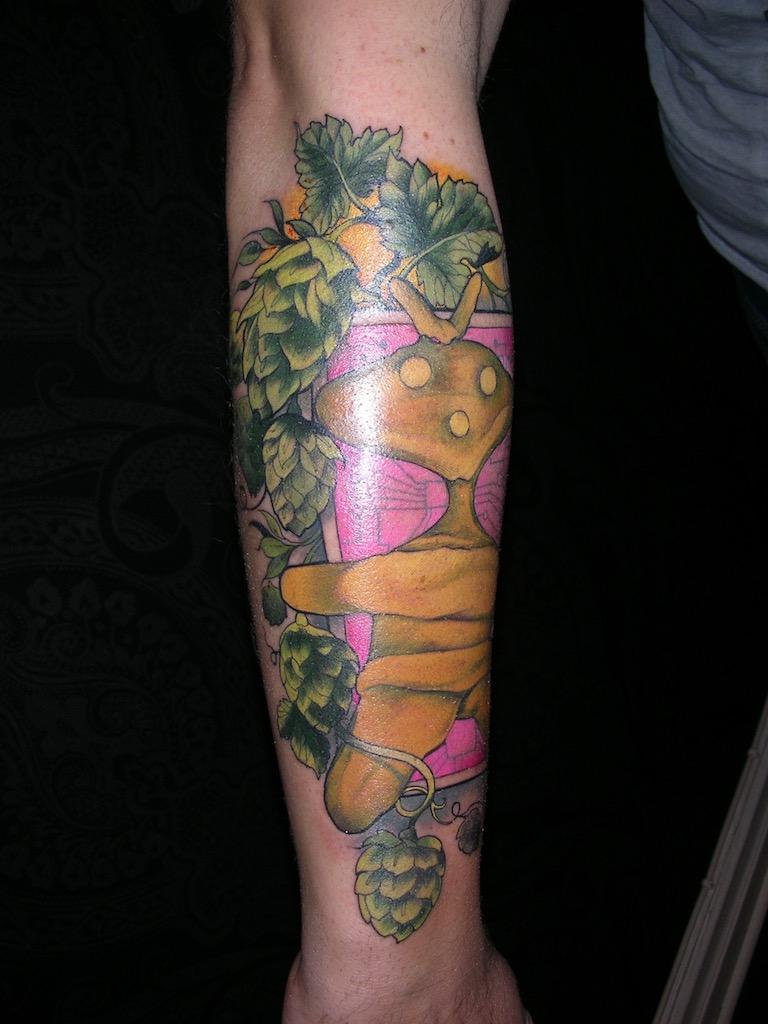 Dating en kille täckt av tatueringar