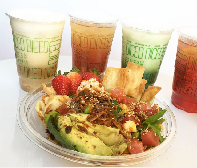 Dec. 10 | Dice Poke Bowl Opens in Lake Forest With BOGO Free Deals