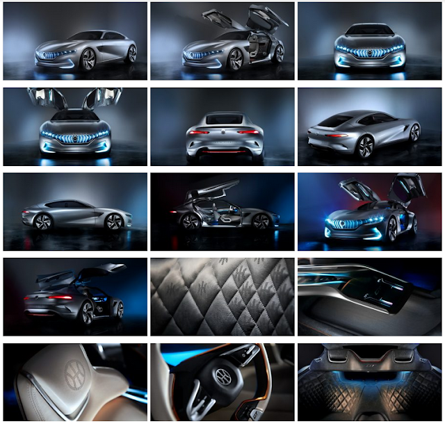 Concepts, Fuel Cell, Geneva Motor Show, Hybrids, Hydrogen, Pininfarina