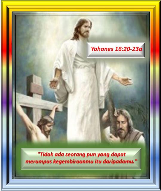 Yohanes 16:20-23s