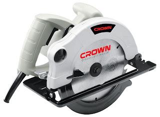 Máy cưa đĩa Crown CT15074