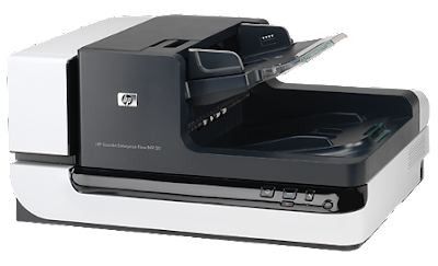Flatbed Scanner is a useful excessive book unit of measurement for working ever amongst larger document HP Scanjet N9120 Driver Download