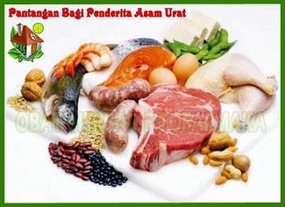 Makanan Pantangan Sakit Asam Urat Tinggi Yang Harus Dijauhi