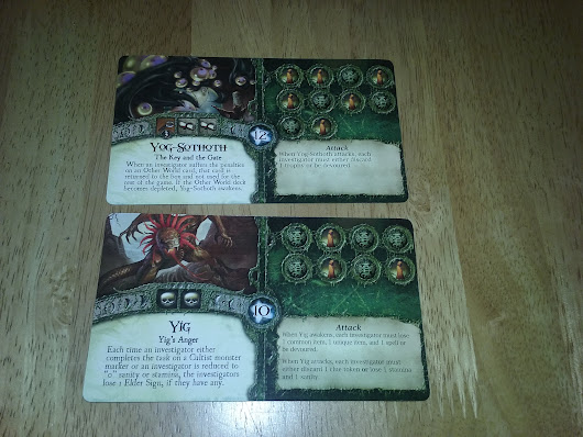 Elder Sign Ancient ones Overview