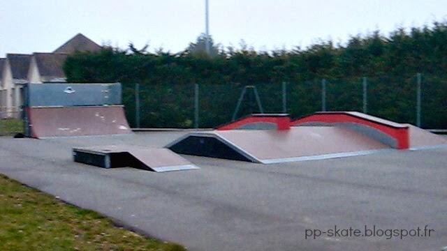 skatepark Chambray les tours