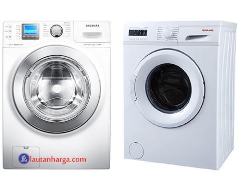 Daftar Harga Mesin Cuci 1 2 Tabung Otomatis Hemat Listrik