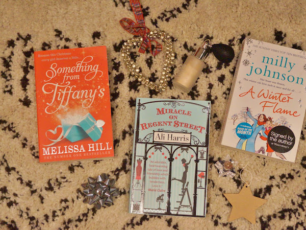Top three Christmas chick lit reads
