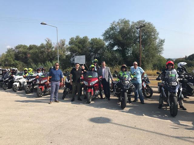Άρτα: Διεθνής Προβολή Της Άρτας Μέσα Από Την Επίσκεψη Του Mototour Of Nations 2017