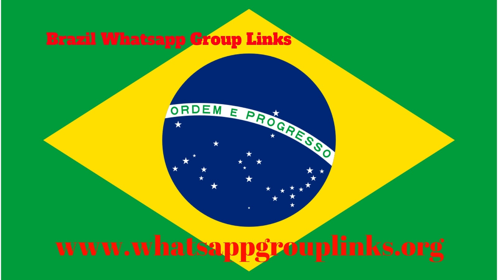 Join Brazil Whatsapp Groups Links List - Whatsapp Group Links