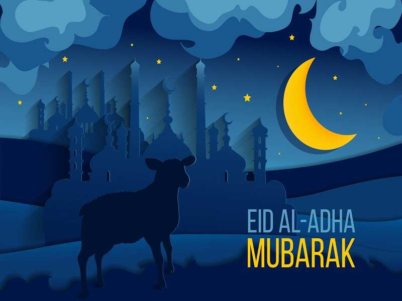 Bakr Eid 2018: Know Date, Timing, Significance, Importance & History of Eid al-Adha; Eid Al-Adha 2018: Happy Bakra Eid Wishes, Quotes, Images, Greetings, Whats App Status, Cards, Photos, Messages and Wallpapers