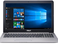 Work Driver Download Asus Intel Core i7-6500U 15.6