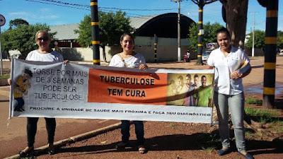 Guajará-Mirim intensifica ações de orientação, busca e tratamento da tuberculose