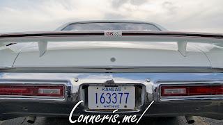 Buick GSX Rear