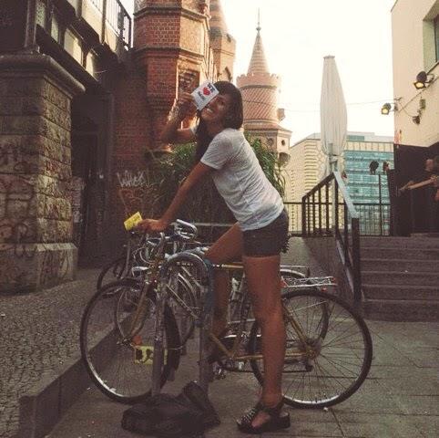 Watergate Berlin Bicicleta