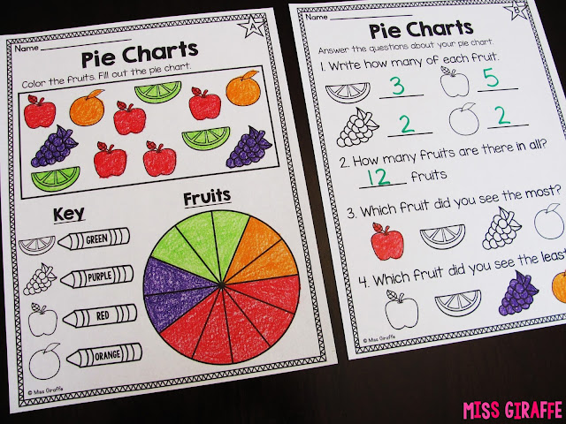 Miss Giraffe's Class: Graphing and Data Analysis in First Grade