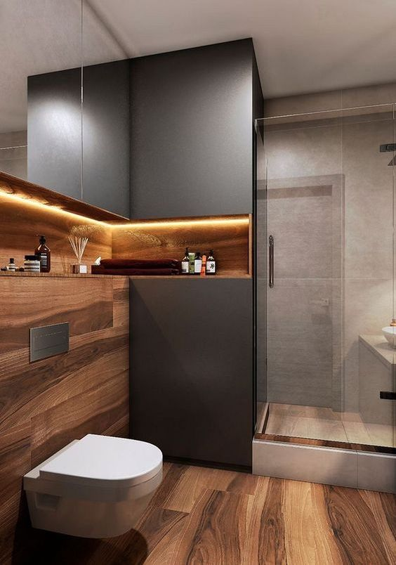 Bathroom Inspiration Modern Small Idea